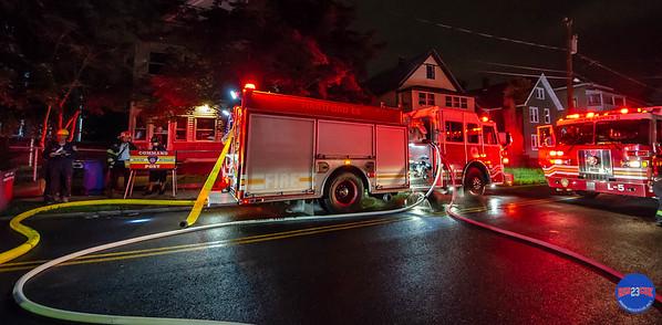 Structure Fire - 36-38 Hamilton St, Hartford, CT - Unknown Date