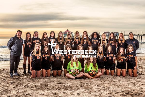 Huntington Beach Girls Soccer