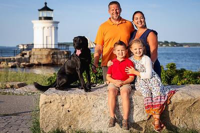 Dunham Family Portraits 2021