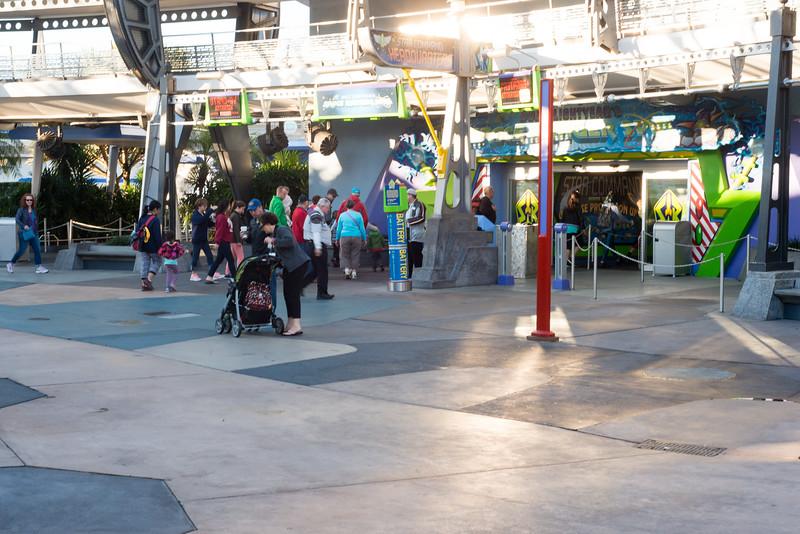 No Line for Buzz Lightyear - Magic Kingdom Walt Disney World