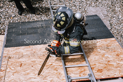 DFPD Fire Academy Ventilation Practical [5/25/2019]