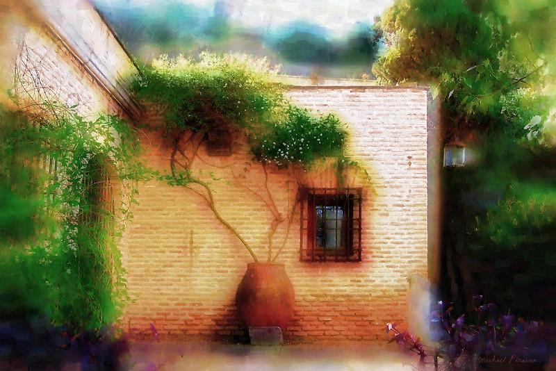 Garden, Hostal Cardenal