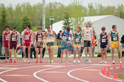 MAC Champs - Men's 1500M Run