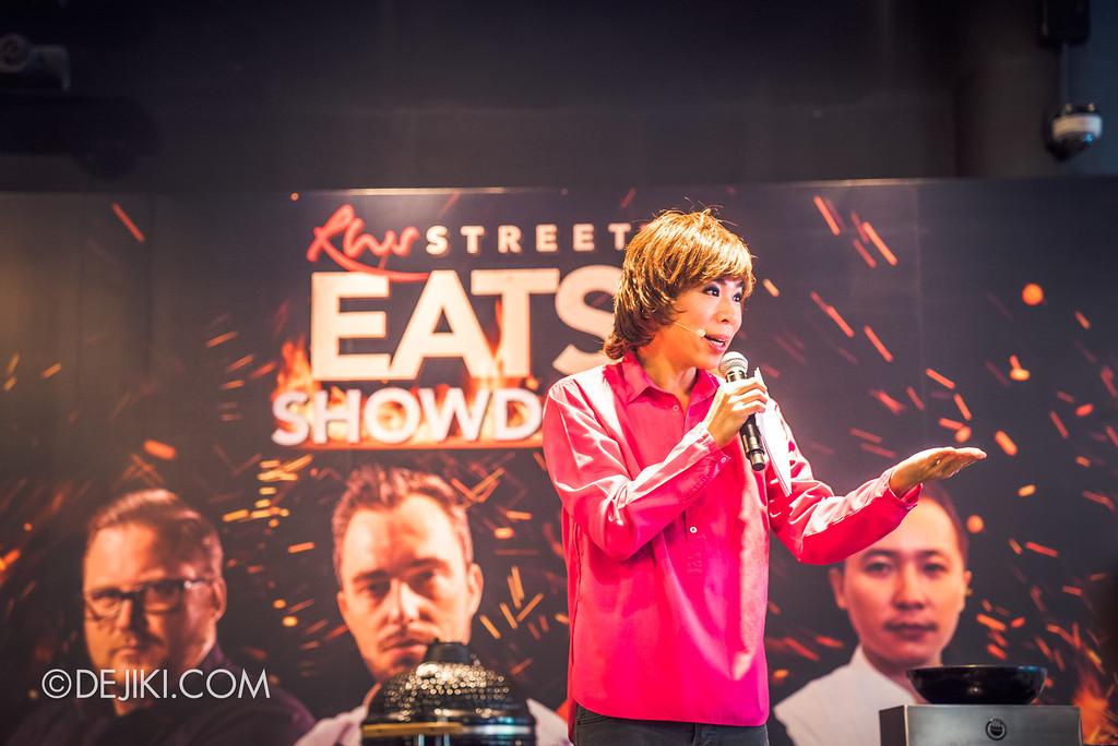 Resorts World Sentosa - RWS Street Eats Showdown - Chua En Lai as Pornsak Sukhumvit