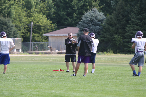 2014 RTHS HUBS FOOTBALL PRACTICES AND WALK THROUGHS ALL SEASON LONG