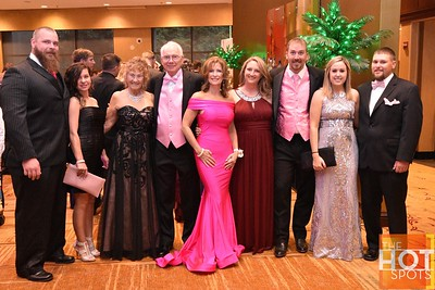 2018 - 8th Annual Pink Tie Charity Ball