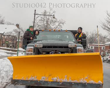Glen Ridge Snow Clearing Operations 1-2015