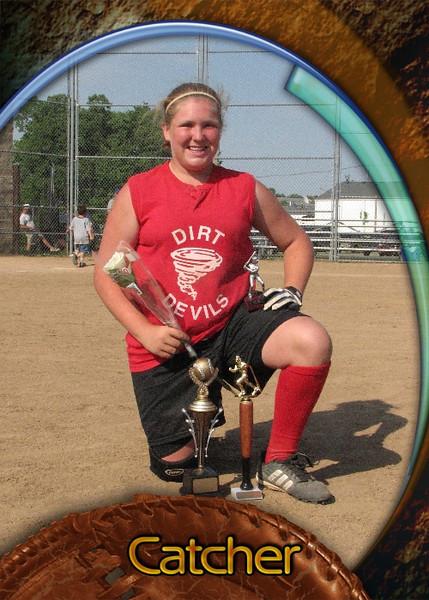 Brandi softball 2007