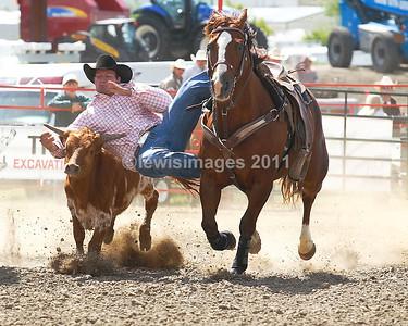 Swift Current Rodeo 2011 - Slack (Friday)
