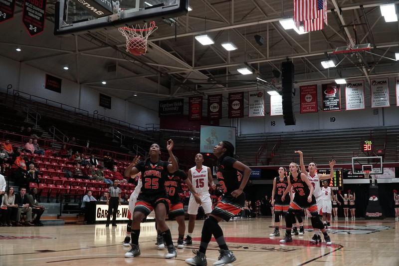 GWU Women's Basketball v Campbell