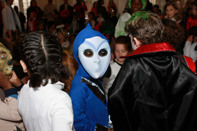SPES Halloween 2008