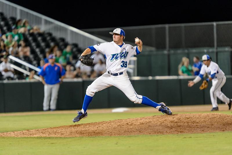 FGCU v Florida Baseball 4-16-13