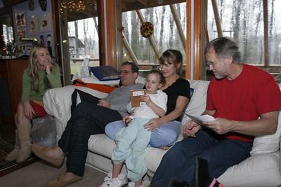 Christmas Day 2006, Calhoun County, WV
