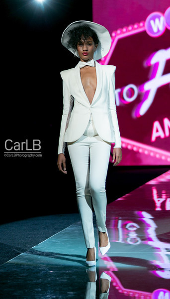 Miami Fashion Week 2014 Andres Sarda Collection