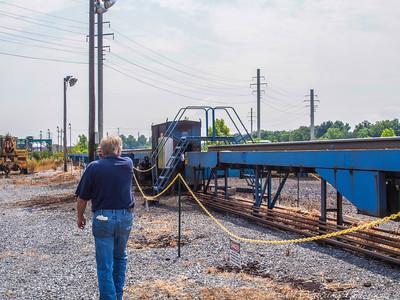 Welding Rail 08-22-13