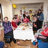 Pictured are some of those who attended the Positive Futures Big Lunch. R1625012