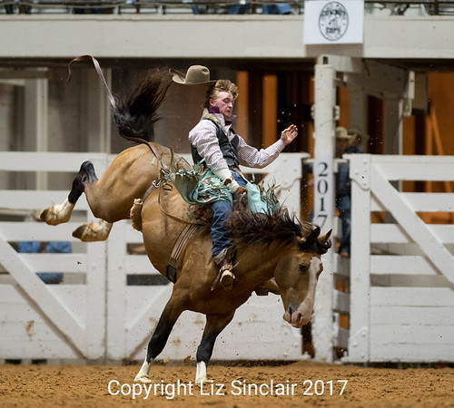 Cowboy Cops Benefit Rodeo Broncs