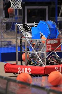 Westmont Robotics SVR Day 1