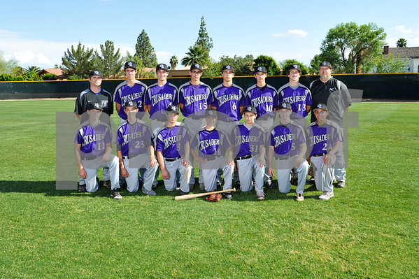 2014 Baseball Team Pics
