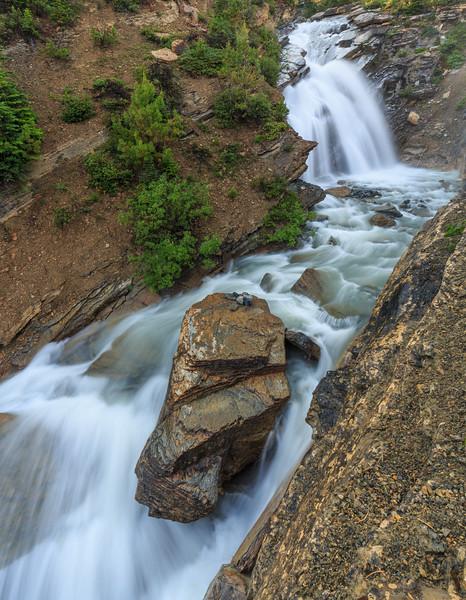 Falls Of The Toboggan