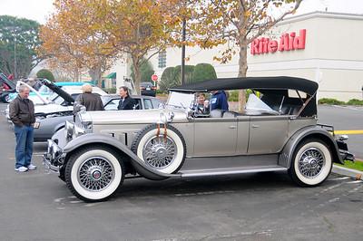 PV Cars & Coffee Dec 4th 2010