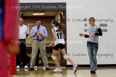 WBMS 8th Grade Volleyball Championship vs Louisville