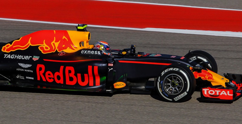Rising star Max Verstappen will likely be an F1 Champion some day.