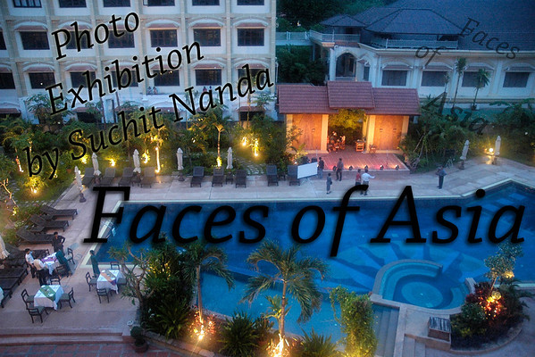 "Photo Exhibition - ""Faces of Asia"" @ Siem Reap, Cambodia 23rd-30th Sep, 2005"