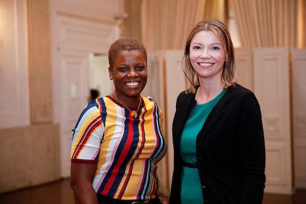 The Women Investment Professionals Professional Development Luncheon at the Standard Club on Thursday, April 25th, 2019. Photos by Jasmin Shah