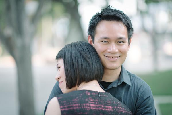 Derek & Carol | San Ramon Engagement Photography