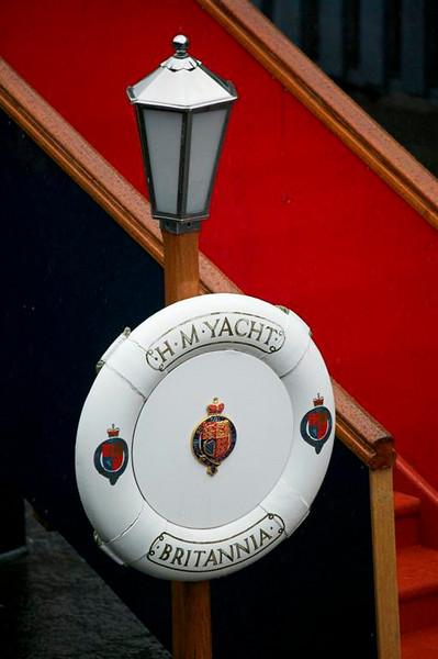H.M. Royal Yacht Britannia