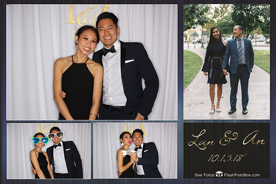 Lan & An Wedding - October 13, 2018