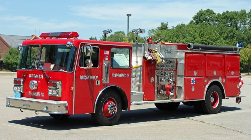Engine 5  1990 Pemfab/FMC  1250/1000