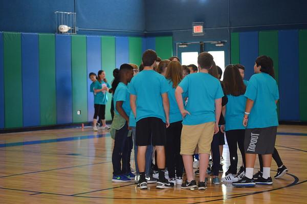 7th & 8th Grade Powderpuff Volleyball
