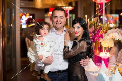 Malika Evelyn 1st Birthday