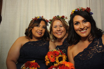 Alexis and Jarrod's Wedding - Individual Pictures