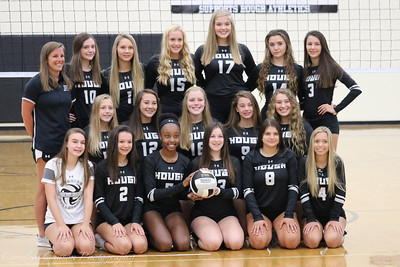 2018-0815 Hough Volleyball Photo Shoot