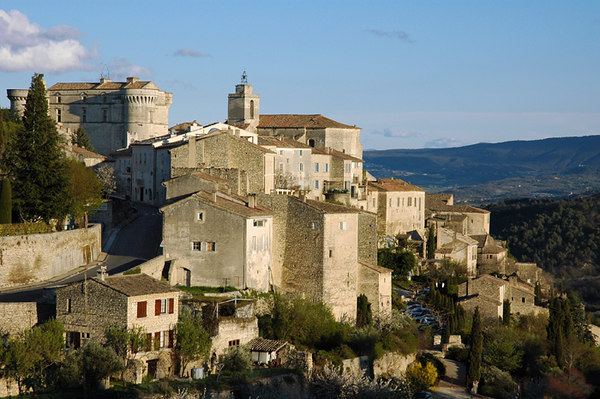 Travels in France: Provence and the Riviera 2005-2006