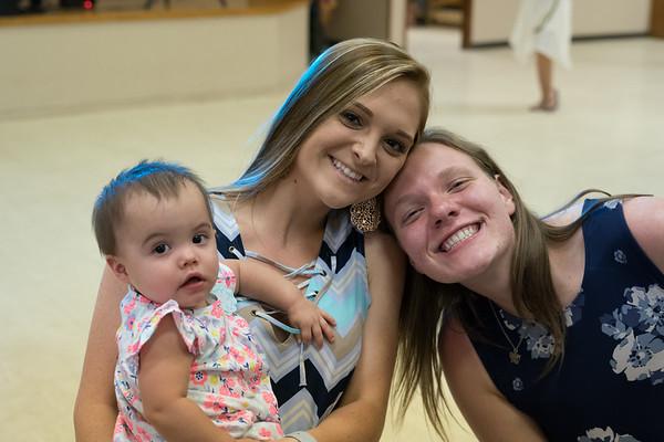 Lily, Jas,  Amanda