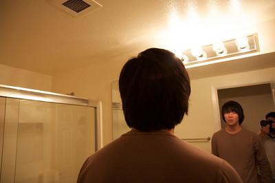 Gary's Haircut