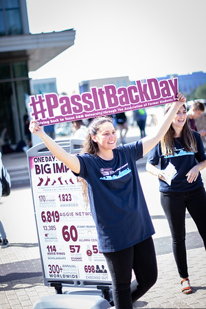 2019 Pass it Back Day