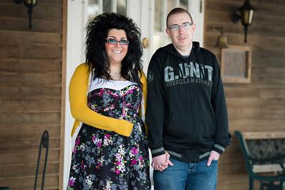 Jason and Lindsay 2014