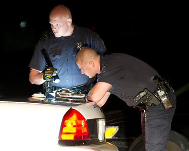 6/5/2012 Stolen Car with 3 arrests