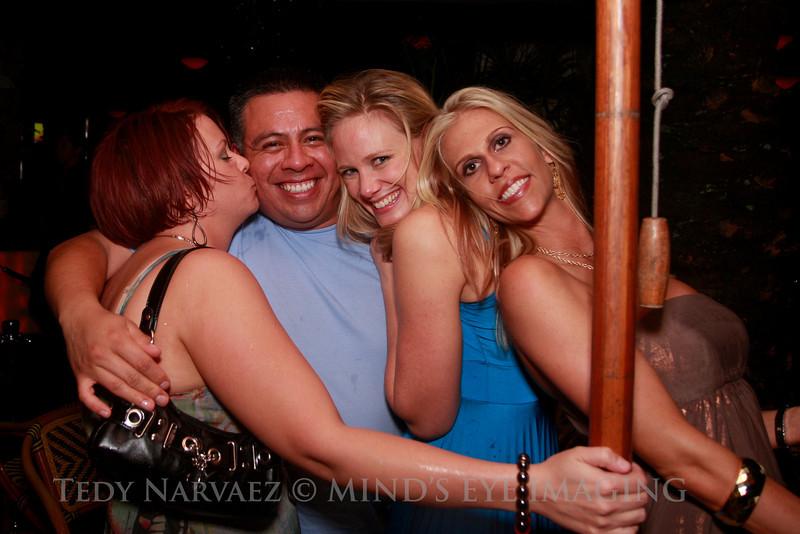 Maria (L), Me!, Rhoda & Audra (R)