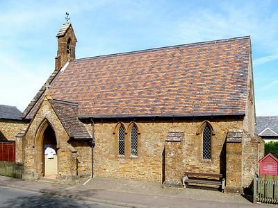 St John The Evangelist, Church of England, Steepness Hill, Hempton, OX15 0QY