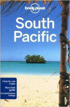 Lonely Planet South Pacific Guide