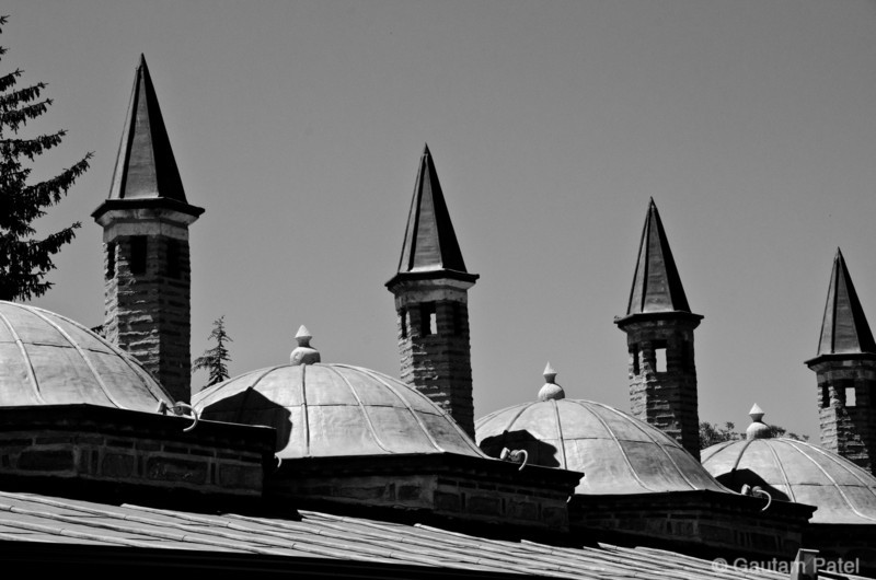 Konya, Rumi's Tomb : Turkey June 2012