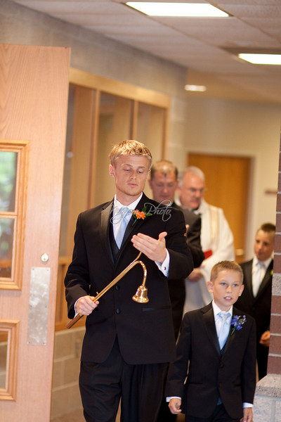 Ceremony - Emily and Kurtis