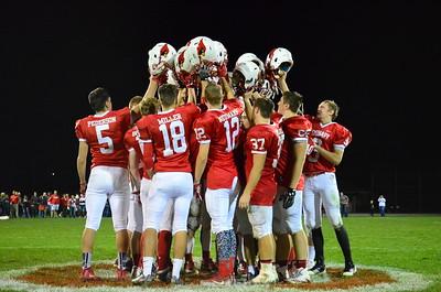 Varsity Football vs New Lothrop