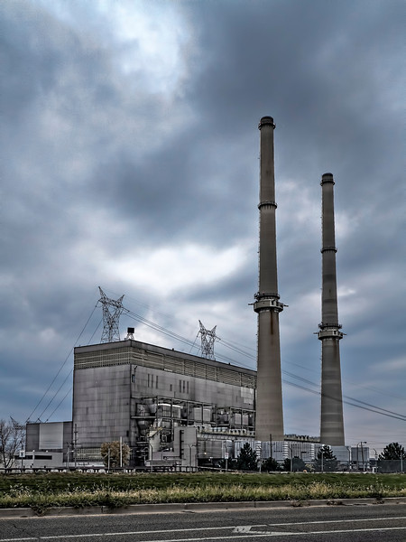Midwest Generation's Joliet coal burning power plant. This plant is responsible for 60 deaths, 93 heart attacks, and over 1000 asthma attacks a year.